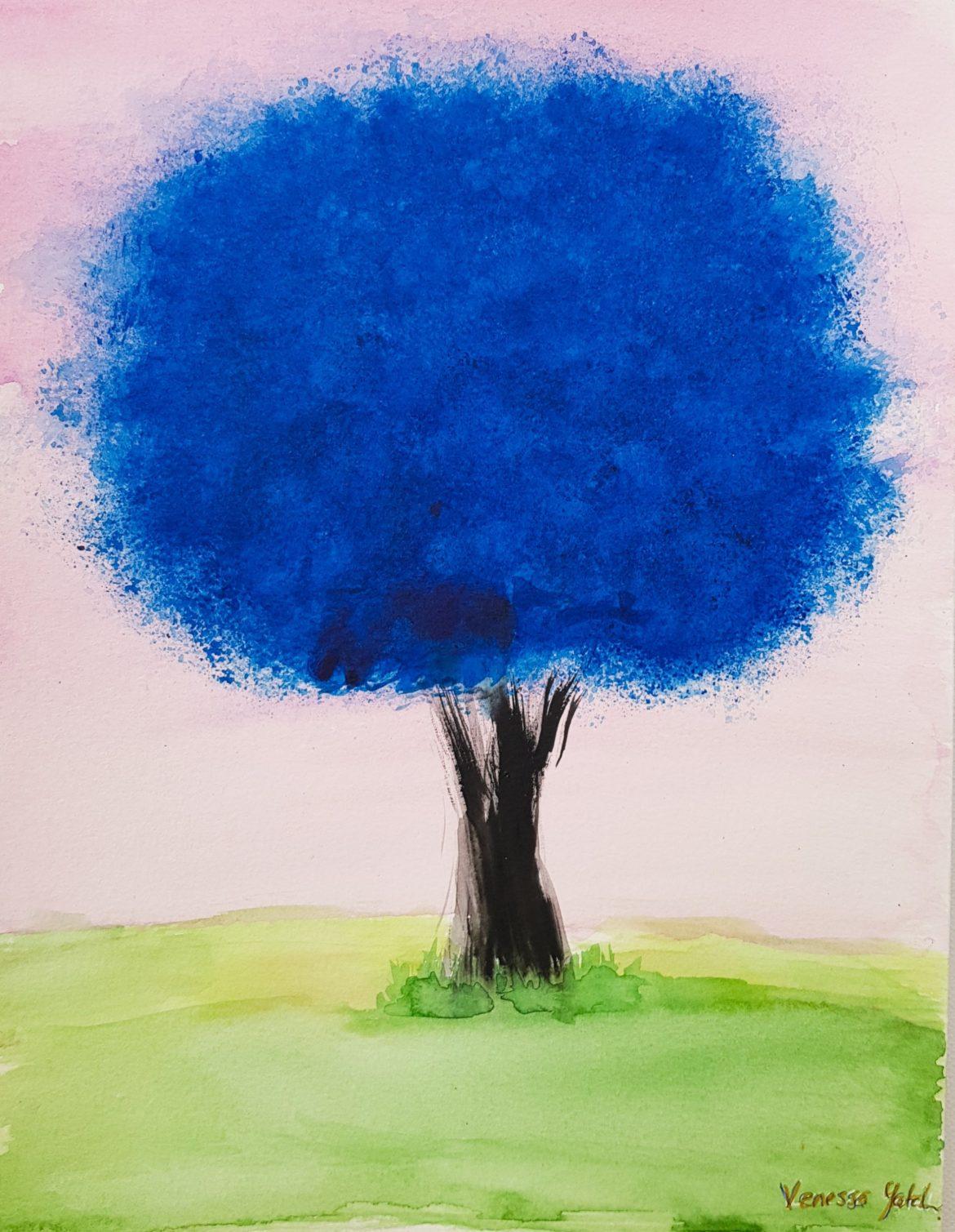 Mon arbre d'hiver